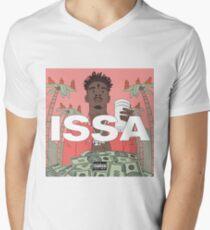 21 Savage ISSA Album Cover  Men's V-Neck T-Shirt