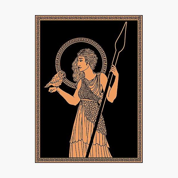 Athena Pottery Photographic Print