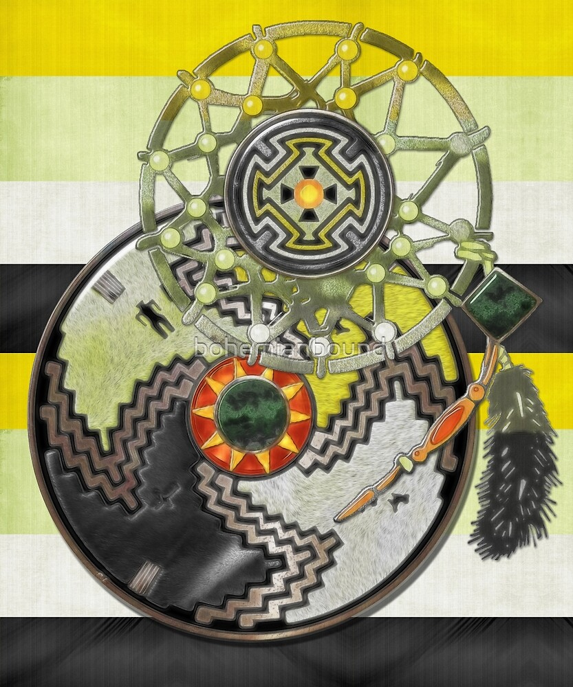 Apache Pride by bohemianbound