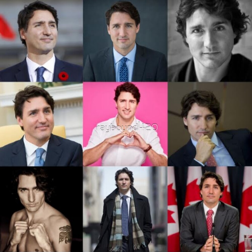 Justin Trudeau by raybound420