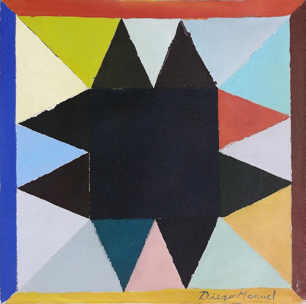 Black Star by Diego Manuel Rodriguez