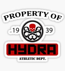 Hydra Athletic Dept. Sticker