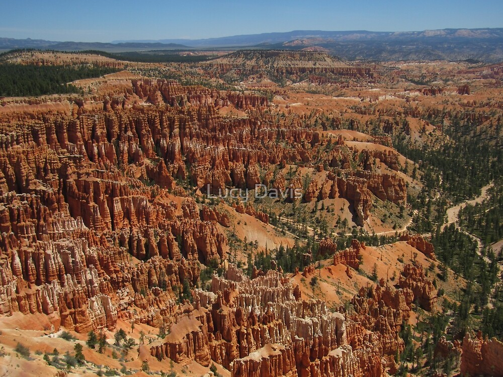 Bryce Canyon, Utah by PaintnpartyMT