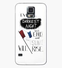 Alle Männer werden ihre Belohnung haben Hülle & Skin für Samsung Galaxy