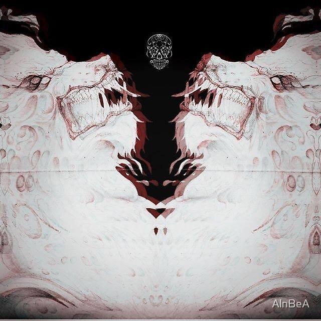 Feel the Darkness by AlnBeA