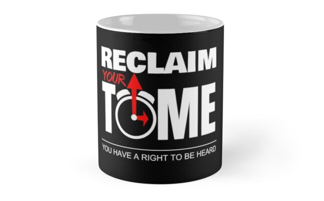 Reclaim Your Time, 'Reclaiming My Time' by 3js-unlimited