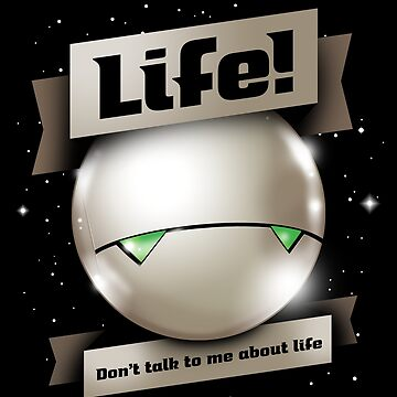 Don't Talk to Me About Life by teevstee