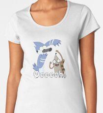 Regular Shirt Ooooh  Women's Premium T-Shirt