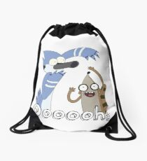 Regular Shirt Ooooh  Drawstring Bag