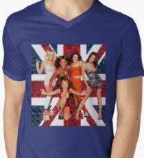 Girl Power! Men's V-Neck T-Shirt