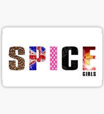 Spice Logo Sticker