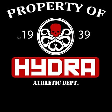 Hydra Athletic Dept. by NinjaPirateBear
