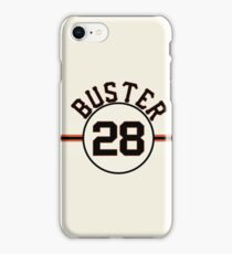 """Buster"" #28 San Francisco iPhone Case/Skin"