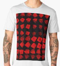 Menger Sponge 001 Men's Premium T-Shirt