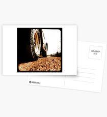 Red Dirt Postcards