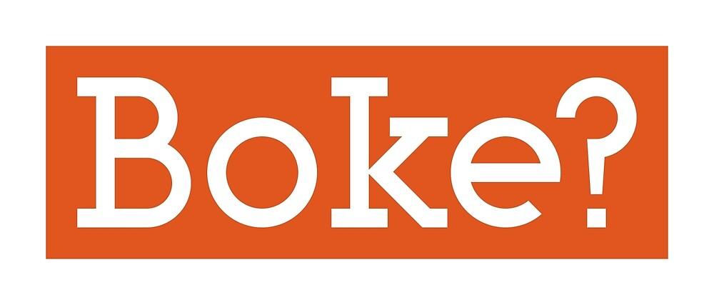 What is Boke? by Boke-Boke