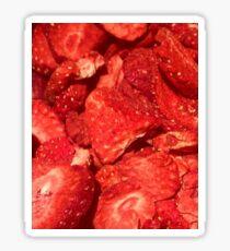 fraise Sticker