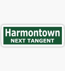 Harmontown - Next Tangent Sticker