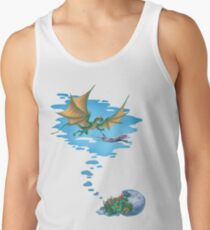 If Dogs Chase Cars... Tank Top