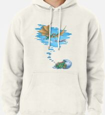 If Dogs Chase Cars... Pullover Hoodie
