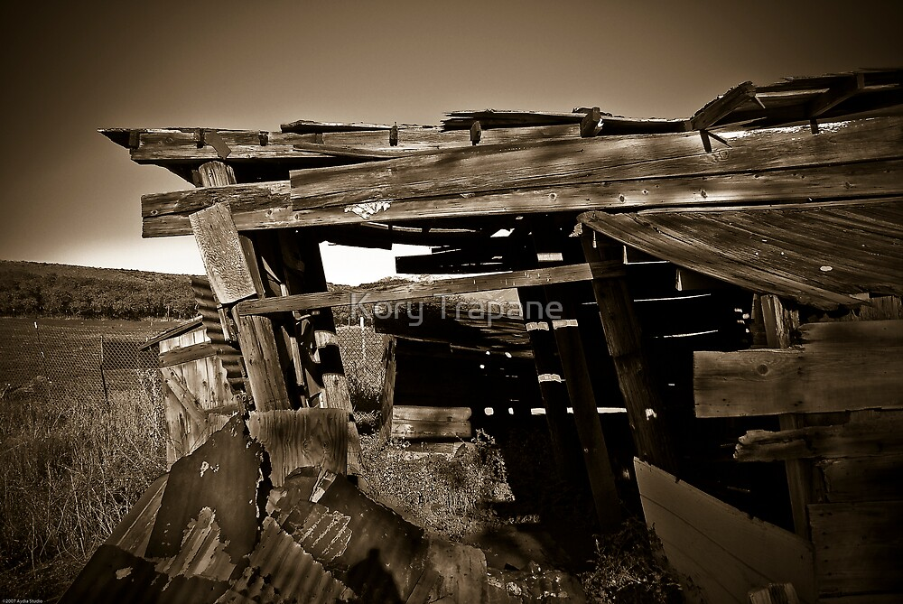 Decay... Make way... by Kory Trapane