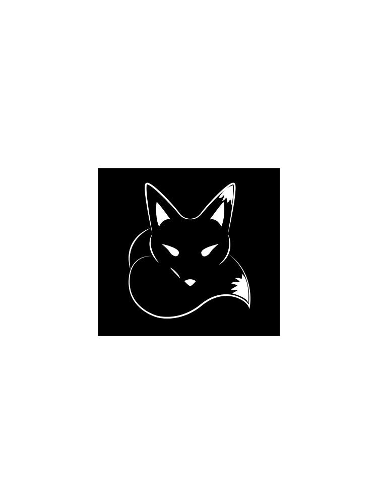 Dark Fox  by Evil-Cookie