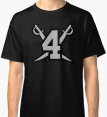 OAKLAND QB #4 Classic T-Shirt
