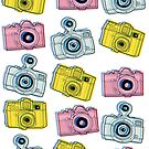 Vintage Camera Collection  by fixtape