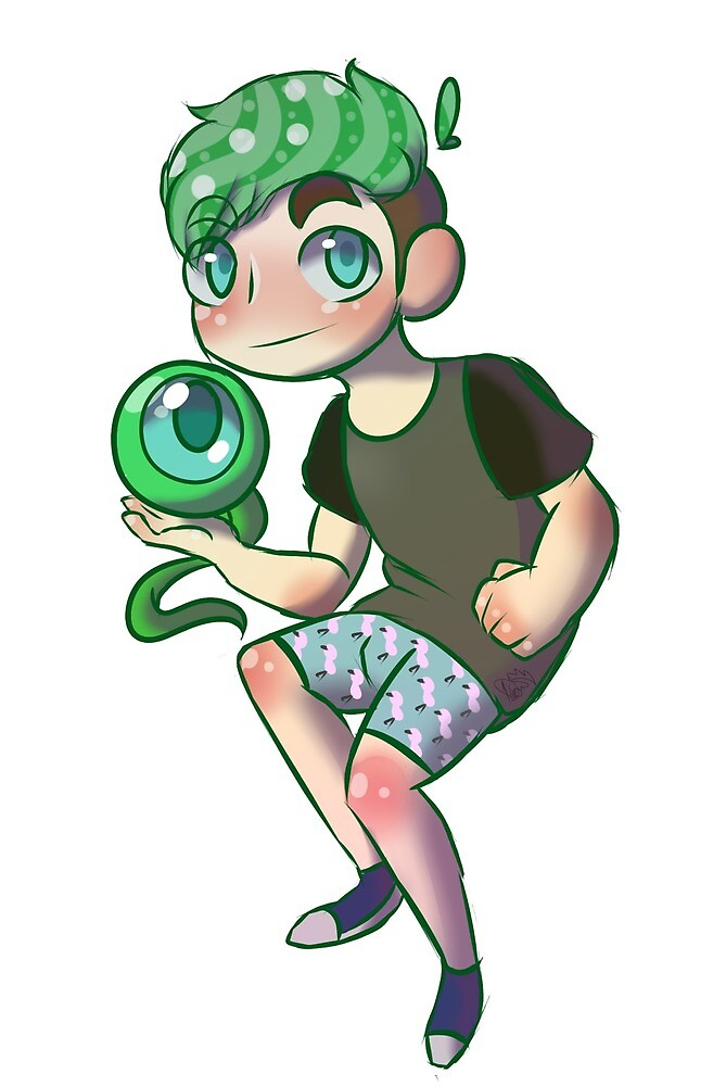 jacksepticeye by Quinn-and-Kin