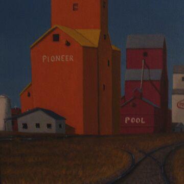 Prairie Gods by ajisbister