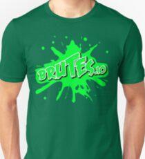 Brutes.io (Logo Green) Unisex T-Shirt