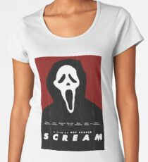 Ghostface Women's Premium T-Shirt