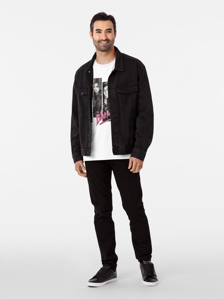 Alternative Ansicht von BLACKPINK Vintage Grunge T-Shirt Premium T-Shirt