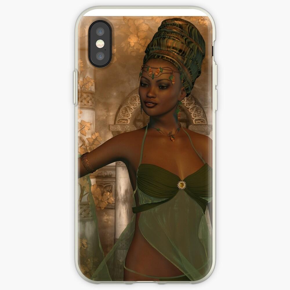 Diaspora-African Goddess iPhone Case & Cover