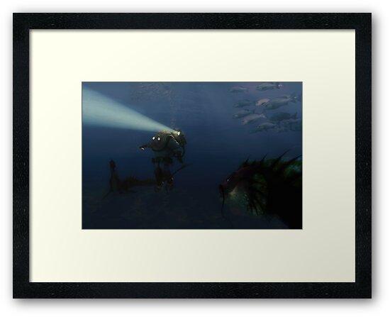Loch Ness by Robert O'Neill
