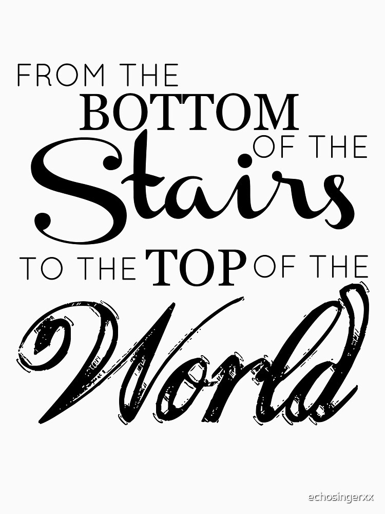 The boys from the stairs | Women's T-Shirt