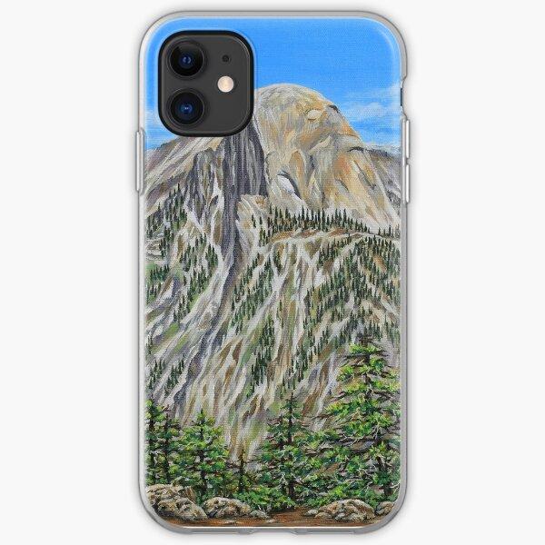 Springtime In Yosemite Valley iPhone Soft Case