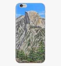 Springtime In Yosemite Valley iPhone Case