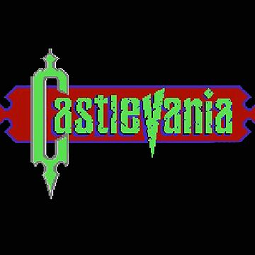 logo castlevania by enterurl