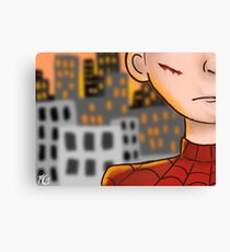 Hero of NYC Canvas Print