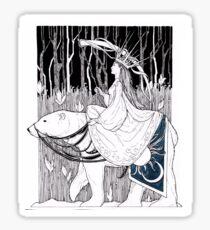The Snow Queen Sticker