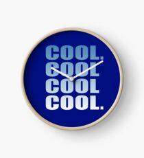 Community - Cool. Cool Cool Cool. Clock