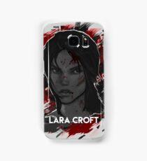 Lara Croft Samsung Galaxy Case/Skin
