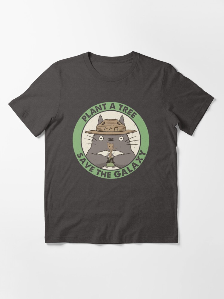 Alternate view of Save the Galaxy Essential T-Shirt