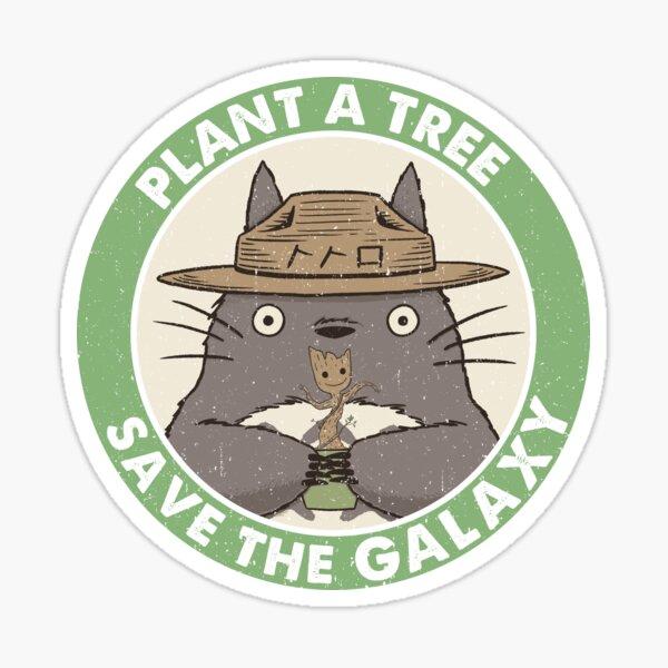 Sauvez la galaxie Sticker