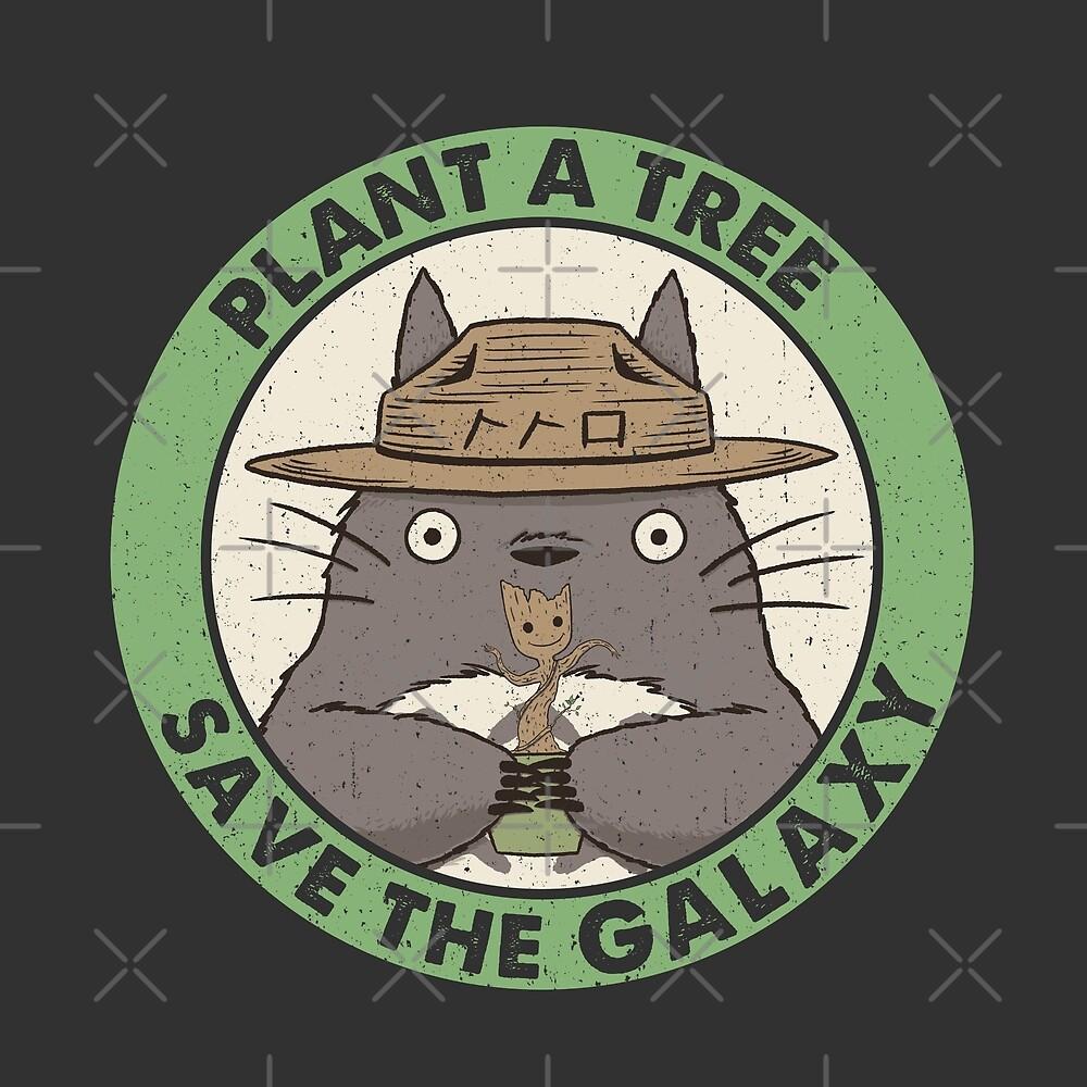 Save the Galaxy by LiRoVi