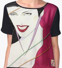 Rio - Duran Duran (Bruce Banner's Ragnarok shirt) Women's Chiffon Top