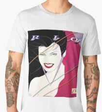 Rio - Duran Duran (Bruce Banner's Ragnarok shirt) Men's Premium T-Shirt