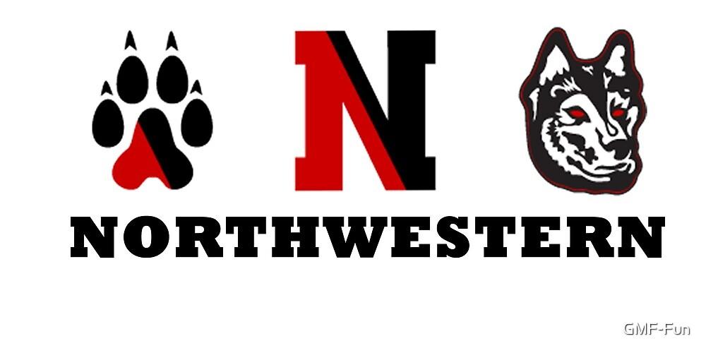 Northeastern Northwestern University by GMF-Fun