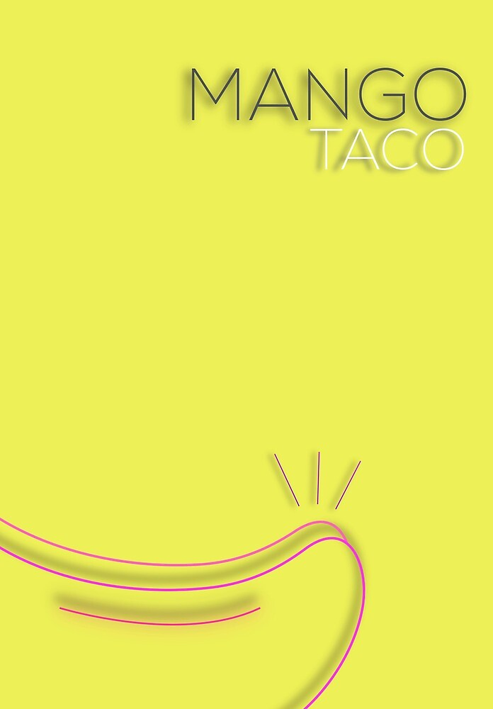 Mango Taco by jonathancanamar